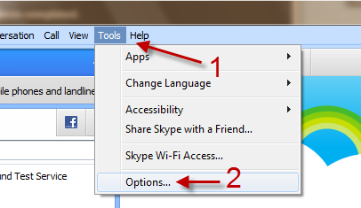 Skype: Remove the Skype icon from the Taskbar in Windows 7