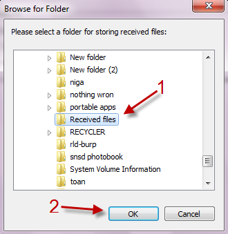 how to change settings in messanger