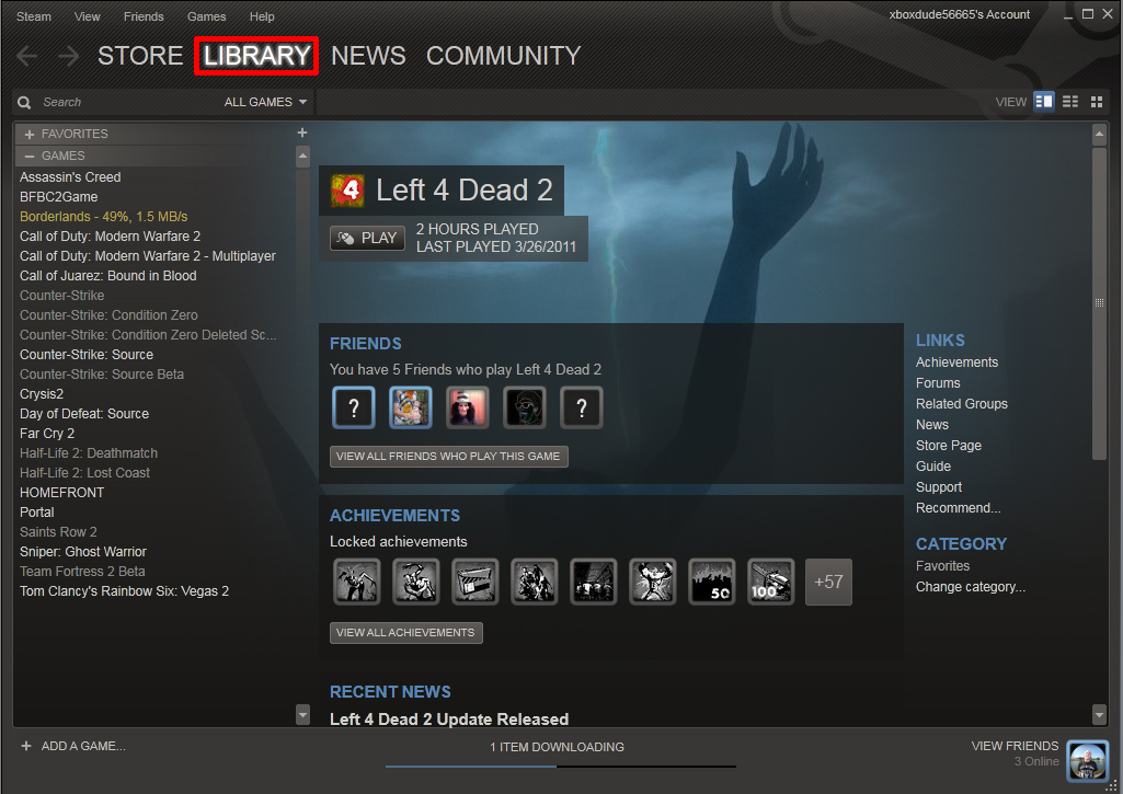 Add Non-Steam Games to a Library - How To's - Knowledge ...