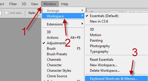 Adobe Photoshop: Enable Multiple Undos