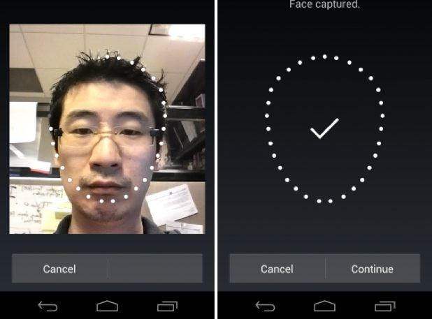 Android ICS: How to Setup Face Unlock