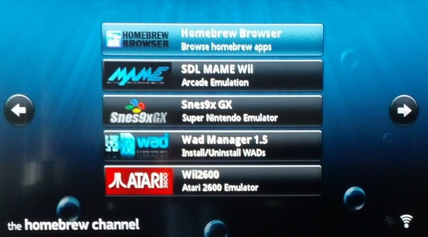 Hack your Wii to Run Emulators and Install Homebrew