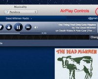 airplay controls
