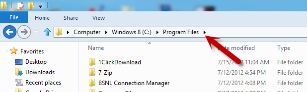 how to add dropbox to favorites in windows 7