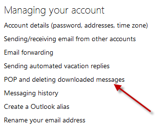 How Do I Delete Outlook com Emails From Email Clients?