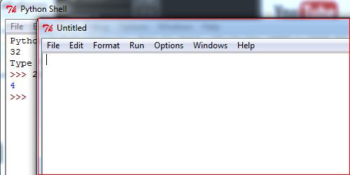 Python Window