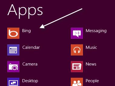 bing wallpaper download for windows 8