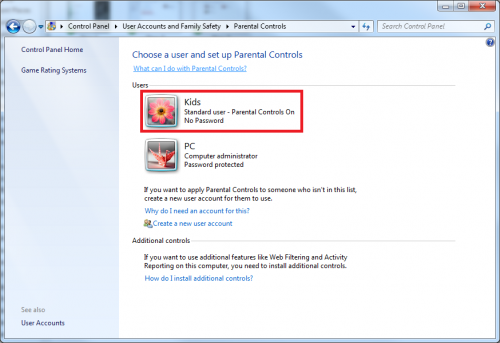how to set time on windows 7