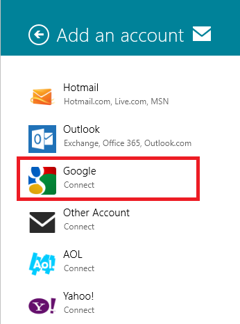 how to add another email to mail app