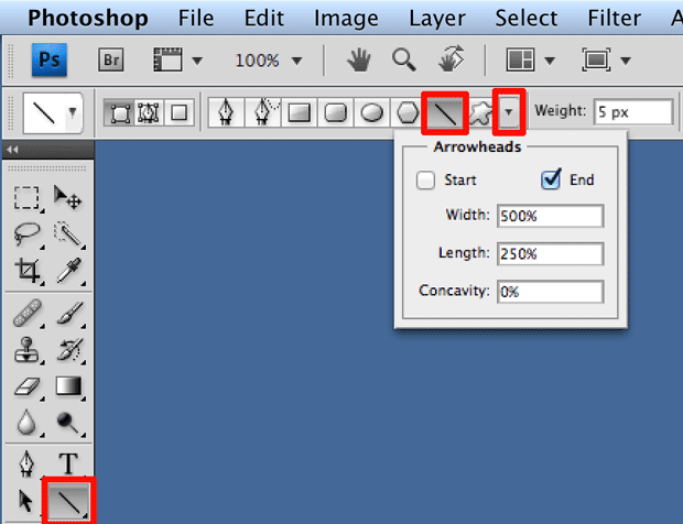 Drawing Lines In Photo Elements : Image gallery line tool photoshop cs