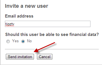 add email address developer console