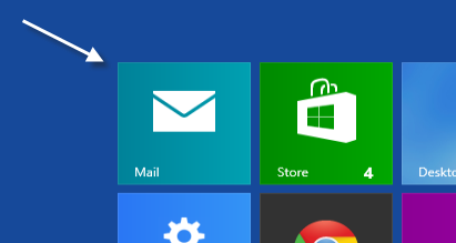 windows 8 mail