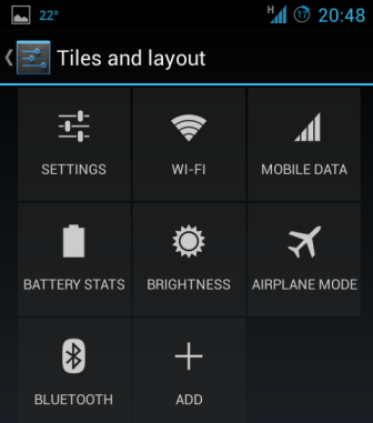 add tiles to quick settings panel