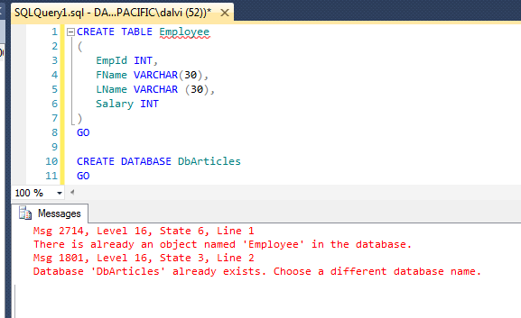 Sql query to check if table exists in oracle
