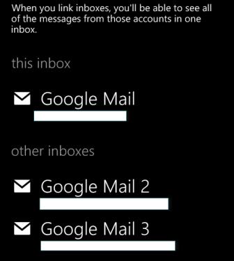 windows phone 8 merge inboxes