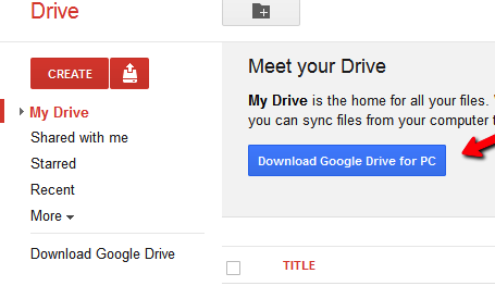 Share or restrict files using google docs for Download documents google drive