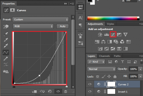 photoshop how to make text follow a curve