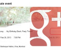 google invite group