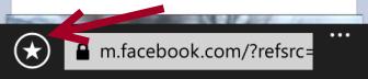 internet explorer favorite icon