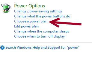 windows 8 power plans