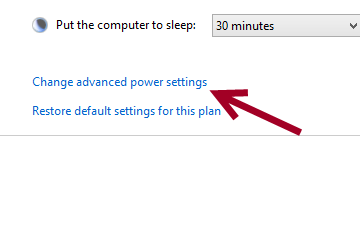 windows 8 advanced power plan settings