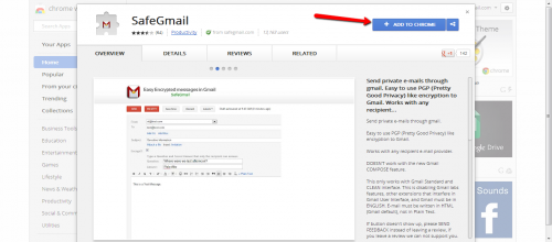 how to add another email to google chrome