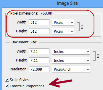 Photoshop: Scale Pixel Art without Losing Quality