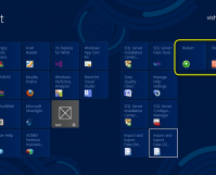 Windows 8 - How to add shutdown and restart shortcuts in windows 8 (6)