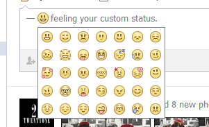 facebook creates custom emotion icon