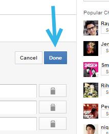 youtube save settings