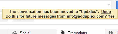 keep email in current tab in gmail