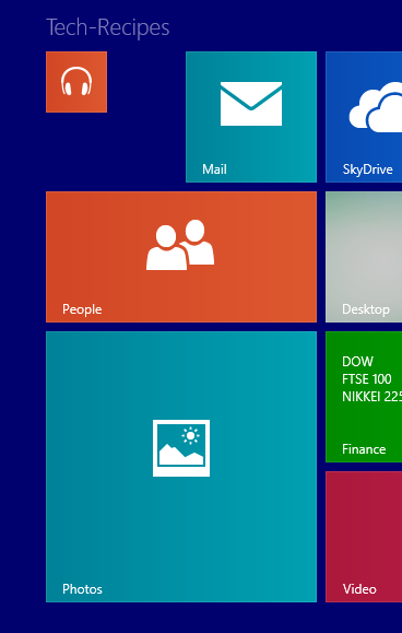 windows 8.1 tile size example