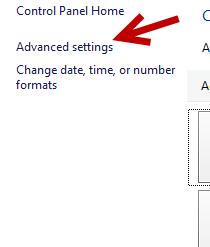 how to use keyboard shortcut to change language