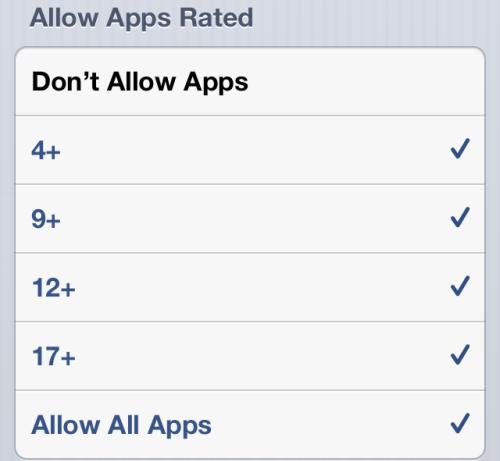 hide apps games in iOS