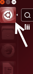 access Ubuntu Dash