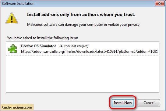 Firefox_OS_Simulator_Install_Now