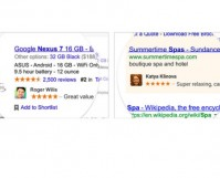 example of google profile ads