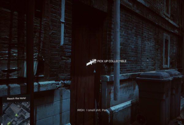 Dog Tag: a one man riot location in mission 2 Battlefield 4