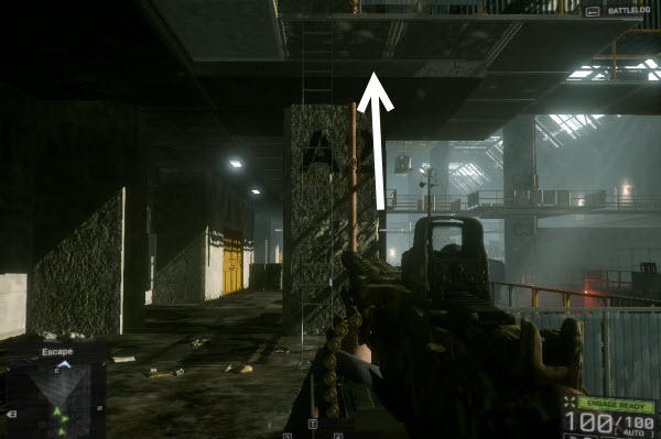 BattleField 4 Mission 5: Dog Tags and Weapons Location in