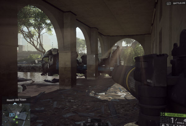 Dog Tag: Destruction Enthusiast location in mission 8 BattleField 4