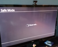 safe mode ps4