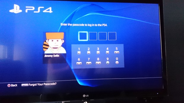 PS4: How to Set Up a Local Passcode for a User Profile