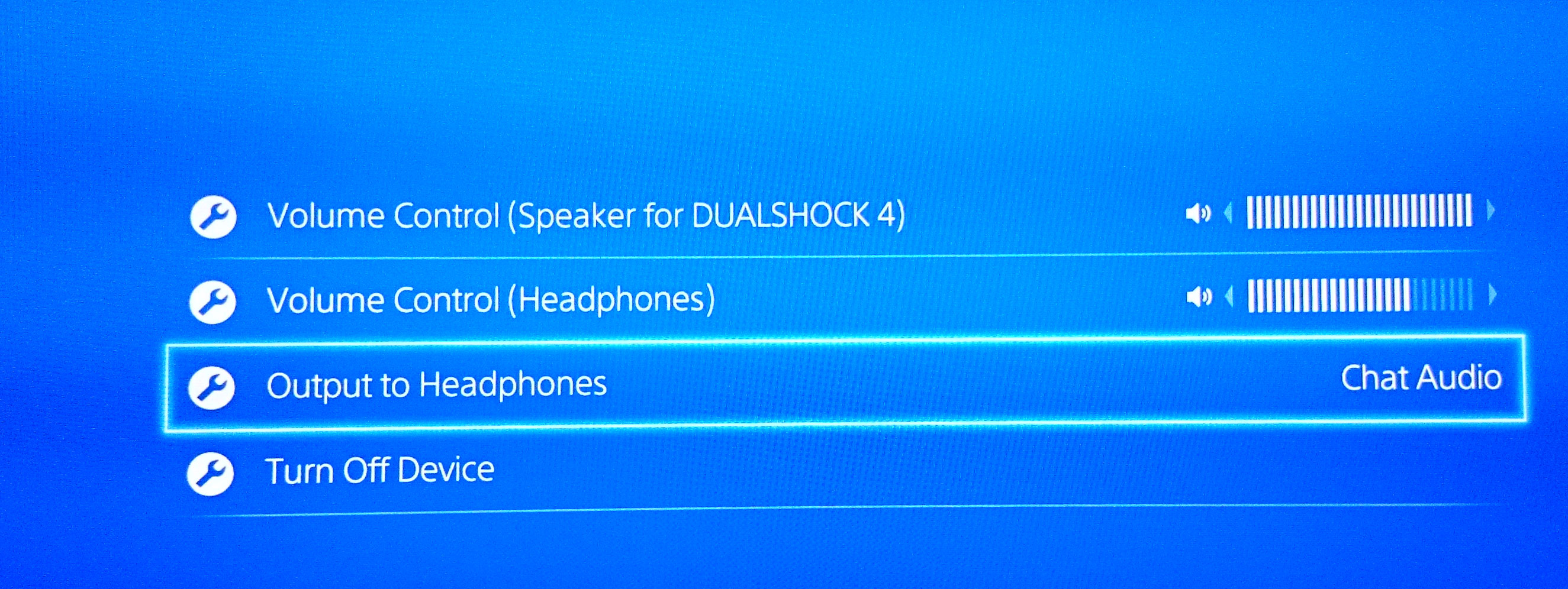 PS4: How to Output All Audio to Headphones Plugged into