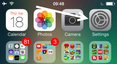 iOS: Stop Mail from Automatically Downloading Email Images