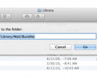 using Finder to uninstall the growl plugin