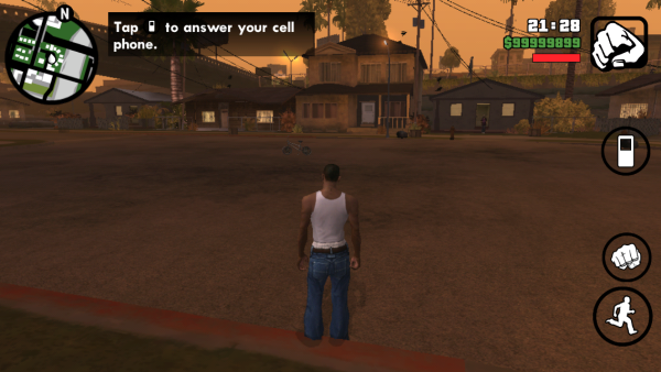 GTA Sand Andreas iOS money hack
