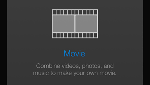 second imovie feature image