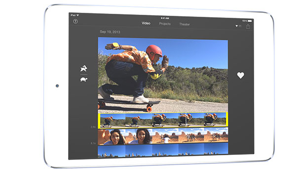 imovie for ios on ipad