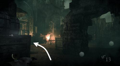 Thief 4 walkthrough for chapter 7 the hidden city