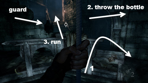 Thief 4 walkthrough chapter 3 Dirty Secrects